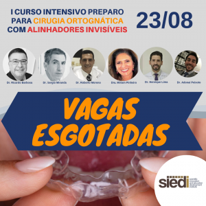 CURSO INTENSIVO DE PREPARO PARA CIRURGIA ORTOGNÁTICA COM O USO DE ALINHADORES INVISÍVEIS
