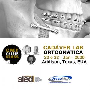 CADÁVER LAB DE CIRURGIA ORTOGNÁTICA – ADDISON, TEXAS – EUA – JAN/2020