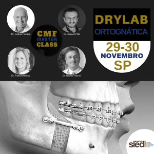 DRYLAB ORTOGNÁTICA – CMF MASTER CLASS – NOVEMBRO/2019