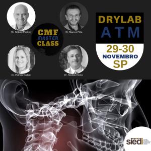 DRYLAB ATM – CMF MASTER CLASS – NOVEMBRO/2019