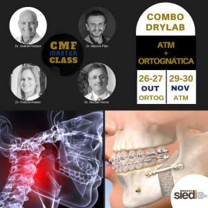 COMBO DRYLAB ORTOGNÁTICA + ATM – CMF MASTERCLASS – OUT/NOV – 2019