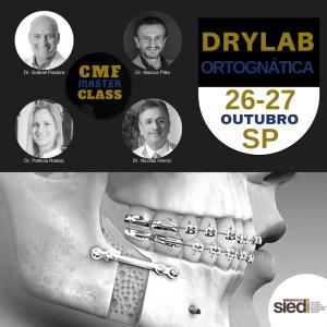 DRYLAB ORTOGNÁTICA – CMF MASTER CLASS – OUTUBRO/2019
